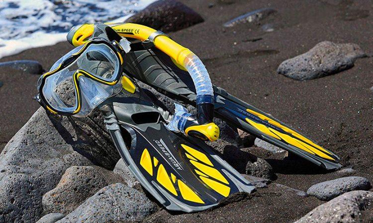 Pinne-da-Snorkeling